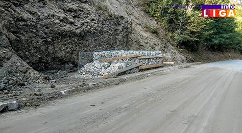 IL-osonica-zid Osonica – sanacija udarnih rupa i klizišta, otvoren novi most za Boškoviće