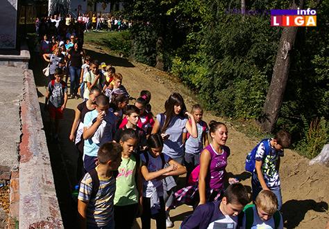 IL-pesacenje-psk-golija Stotine učesnika akcije ''Dan pešačenja u Ivanjici''