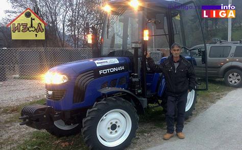 IL-traktori-u-izbi Mali broj zahteva za subvencije u nabavci nove mehanizacije i opreme
