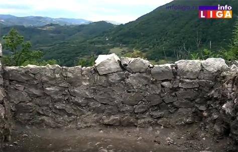 IL-zamak-gradina2 Zamak na Gradini - Arheološka istraživanja pri kraju – počinje preventivna konzervacija (VIDEO)