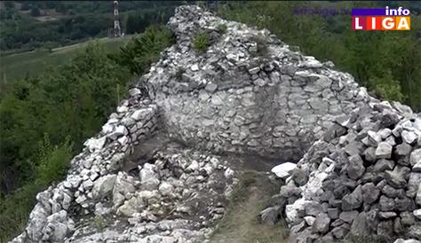 IL-zamak-gradina4 Zamak na Gradini - Arheološka istraživanja pri kraju – počinje preventivna konzervacija (VIDEO)