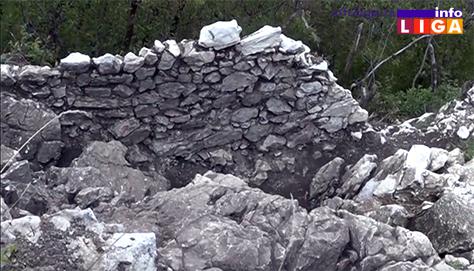 IL-zamak-gradina5 Zamak na Gradini - Arheološka istraživanja pri kraju – počinje preventivna konzervacija (VIDEO)