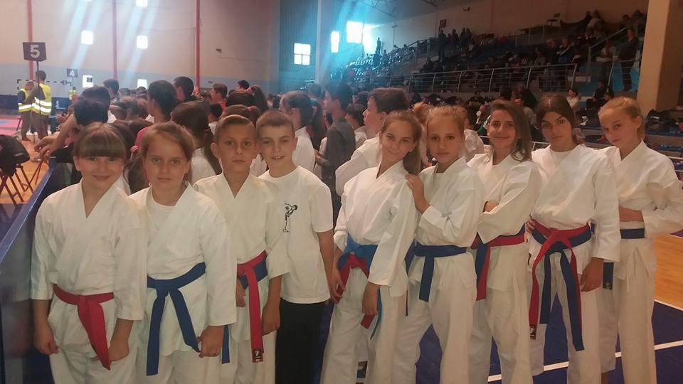 Za takmičare karate kluba Javor sedam medalja