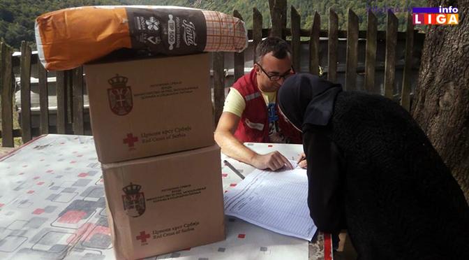 Ivanjicki Crveni krst edukuje mlade i pomaže starim licima