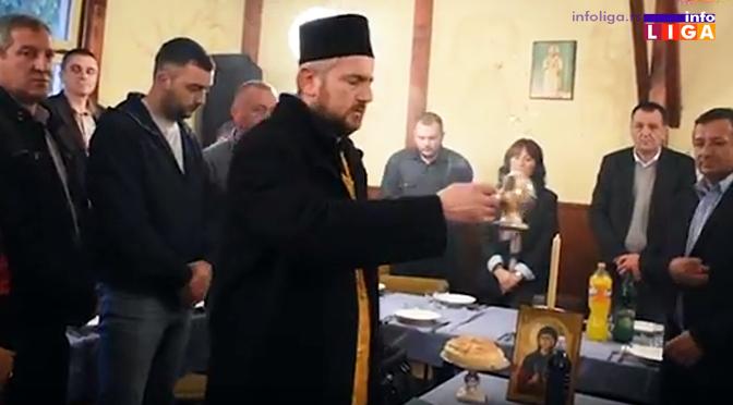 Ivanjički SNS proslavio slavu stranke Svetu Petku
