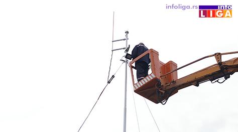 IL-antena-3 Automatska meteorološka stanica Ivanjica