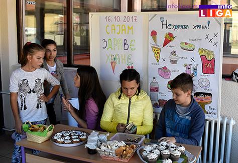 IL-dan-zdrave-hrane-3 Sajam zdrave hrane u OŠ Kirilo Savić u Crnjevu