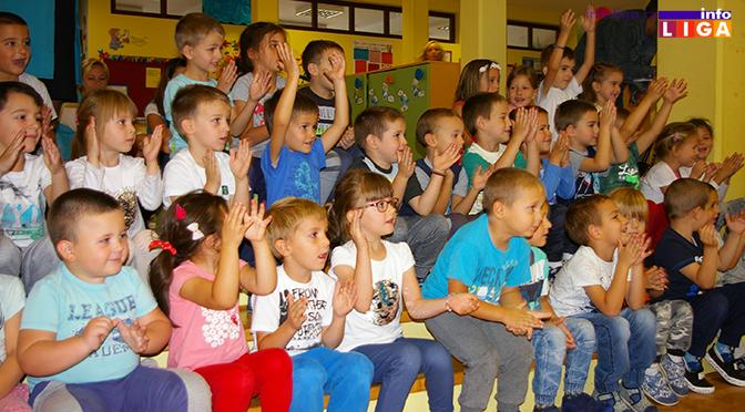 Početak Dečije nedelje u znaku najmlađih Ivanjičana (VIDEO)