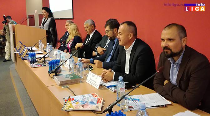 Nušićijada na konferenciji – Sve boje regionalnog turizma