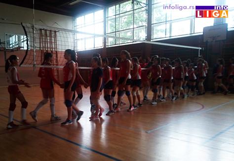 IL-ok-prilike-prva-utakmica2 Odbojkašice Prilika odigrale prvu zvaničnu utakmicu