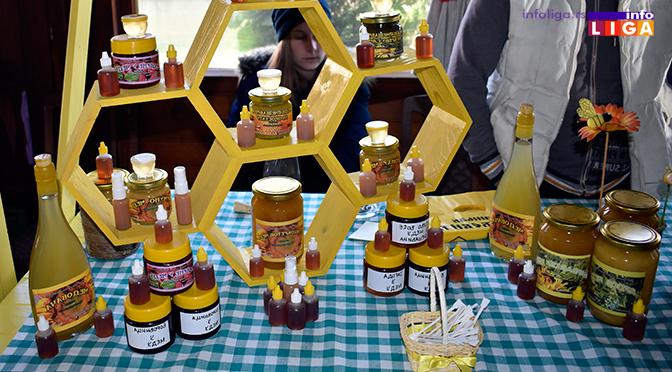 Uspešno organizovana prodajna izložba meda u Ivanjici (VIDEO)