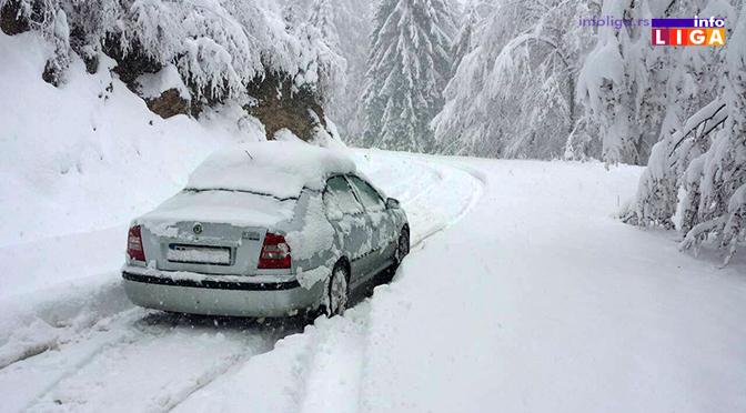 Sneg ne staje – golijska sela i dalje bez struje