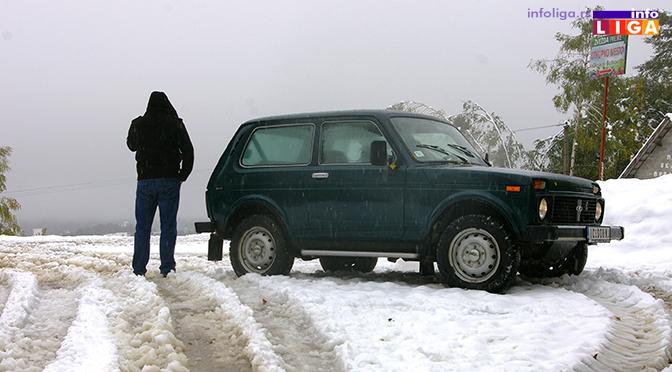 Pao sneg Sela bez struje – EPS bez materijala