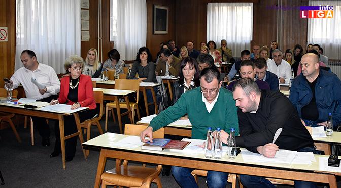 Usvojen rebalans budžeta opštine Ivanjica
