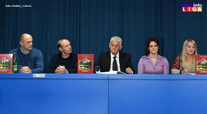 """Knjiga """"Dajići"""" Mirka Peruničića privukla ogromnu pažnju"""