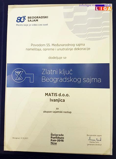 IL-matis-zlatni-kljuc-2017-3 ''Zlatni ključ'' za ivanjičku kompaniju Matis GROUP