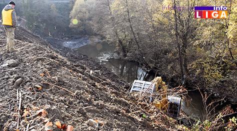 IL-obaloutvrda-kod-groblja2 Počelo uređenje obaloutvrda kod gradskog groblja i iznad brane