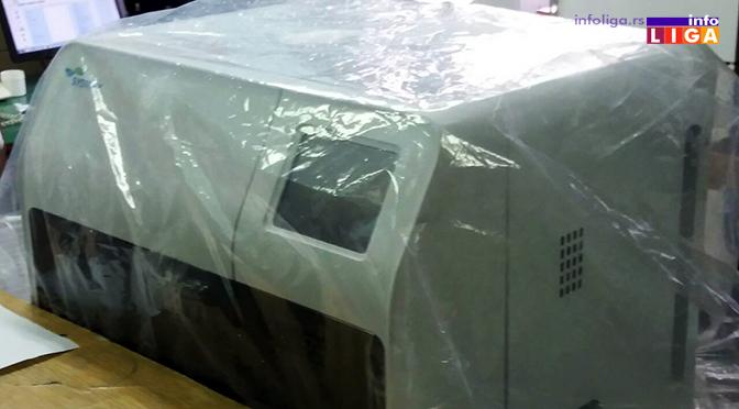 Novi aparat u Domu zdravlja za brže laboratorijske analize