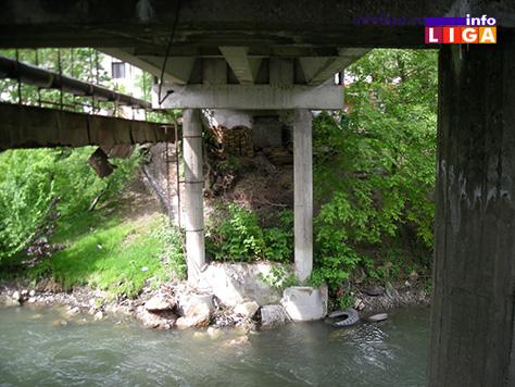 IL-most-crnjevo-odozdo Obezbeđena sredstva za rekonstrukciju crnjevačkog mosta
