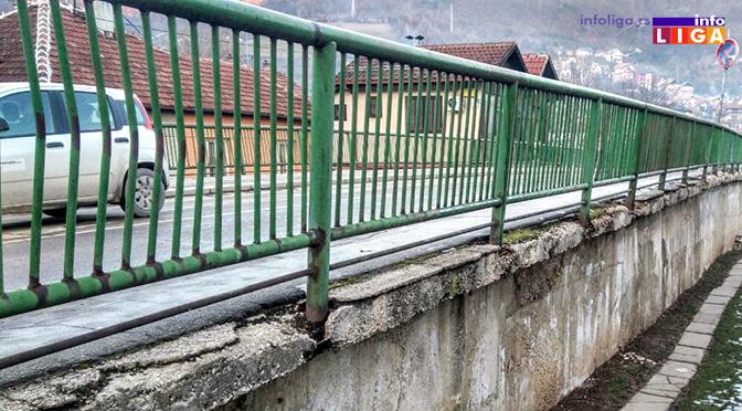 Obezbeđena sredstva za rekonstrukciju crnjevačkog mosta