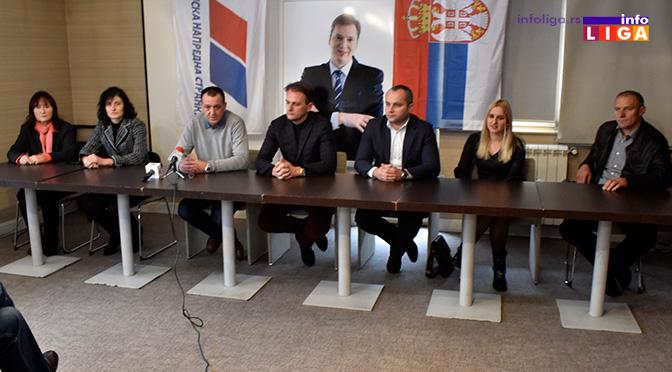 KZN SNS: Jači smo za tri odbornika (VIDEO)