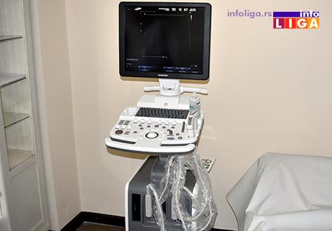 IL-ultrazvuk Dom zdravlja u Ivanjici dobio savremeni ultrazvučni aprat