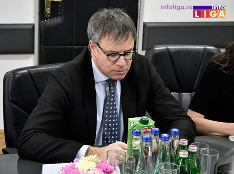 IL-AMBASADOR- Ambasador Nemačke posetio Ivanjicu