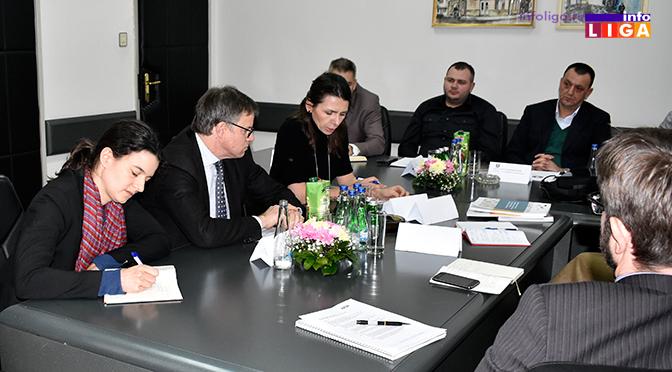 Ambasador Nemačke posetio Ivanjicu