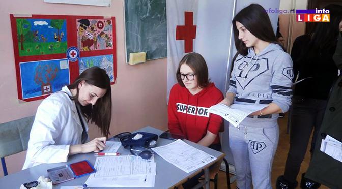 SIM TIM volonteri ponos Crvenog krsta Ivanjica