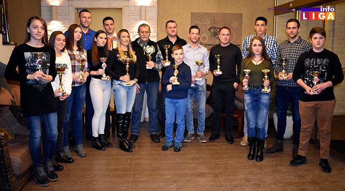 Izabrani najbolji sportisti Ivanjice u 2017.godini