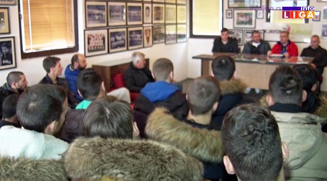 Javor Matis počeo pripreme za proleće 2018 (VIDEO)