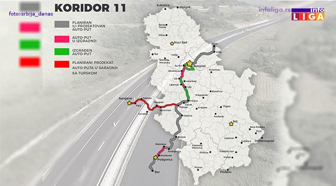 Uskoro poznata precizna trasa autoputa kroz Ivanjicu