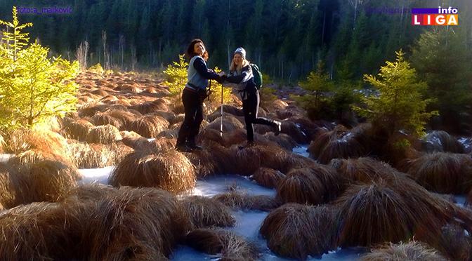 Košaninova jezera na Goliji – prirodni fenomen