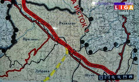 IL-mapa-autoput-istok-1-1 Počeo rani javni uvid za Prostorni plan autoputa Požega - Boljare (MAPA)
