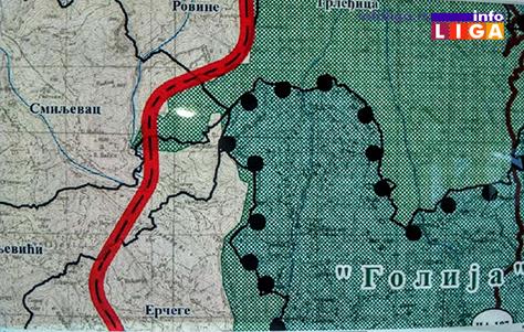 IL-mapa-autoput-istok-1-4 Počeo rani javni uvid za Prostorni plan autoputa Požega - Boljare (MAPA)