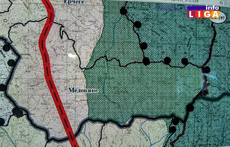 IL-mapa-autoput-istok-1-5 Počeo rani javni uvid za Prostorni plan autoputa Požega - Boljare (MAPA)