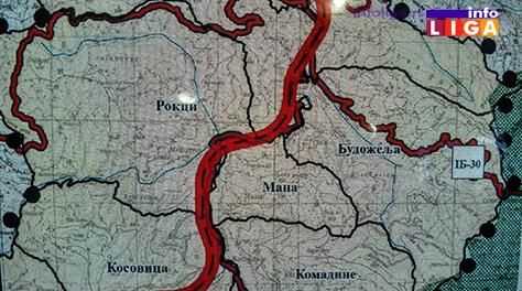 IL-mapa-autoput-istok-1-6 Počeo rani javni uvid za Prostorni plan autoputa Požega - Boljare (MAPA)