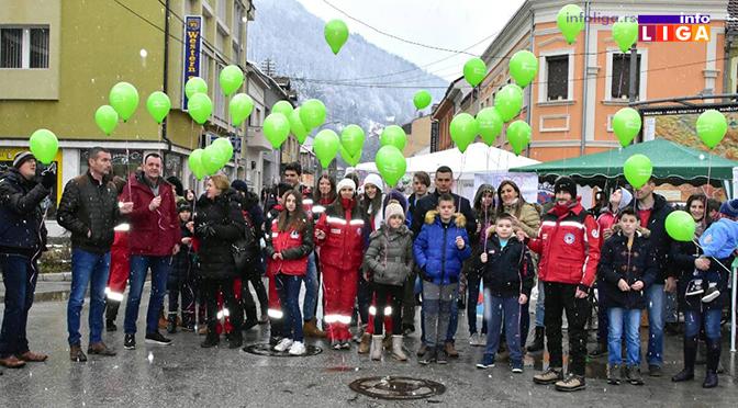 U Ivanjici obeležen Svetski dan dece obolele od raka