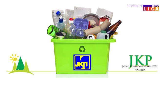 Novi način obračuna za odnošenje otpada u JKP Ivanjica