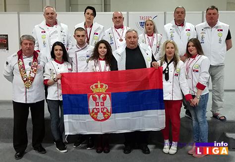 IL-ISTAMBUL-2018-EKIPA-UUIT-POSLENIKA-NIS Miloš Milošević kuvar svetske klase