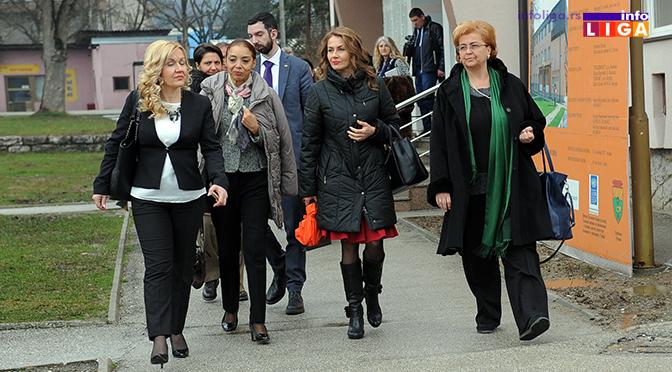 Ambasadorke Brazila, SAD, Australije i UN posetile Lučane