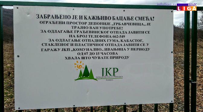 Javni poziv za izradu projekta sanacije deponije Grbavčevica