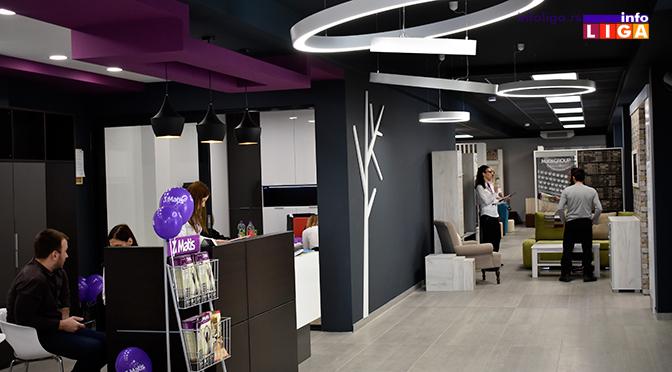 Otvoren novi ekskluzivni salon nameštaja Matis u Ivanjici