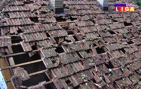 IL-nevreme-vetar-oluja-krov Jezivo u ivanjičkim selima - Olujni vetar otkrivao krovove, nosio plastenike
