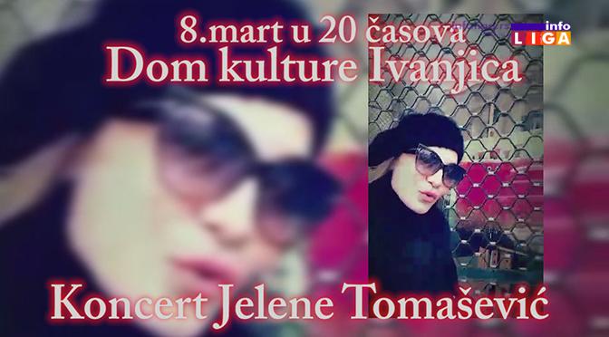 Jelenin poziv na koncert 8.marta u Ivanjici (VIDEO)