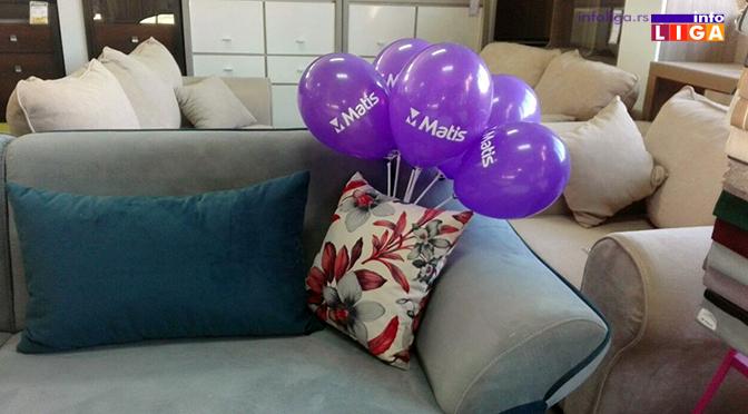 Otvaranje jedinstvenog salona nameštaja MATIS uz poklon iznenađenja