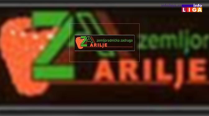 Rasprodaja imovine Zemljoradničke zadruge Arilje