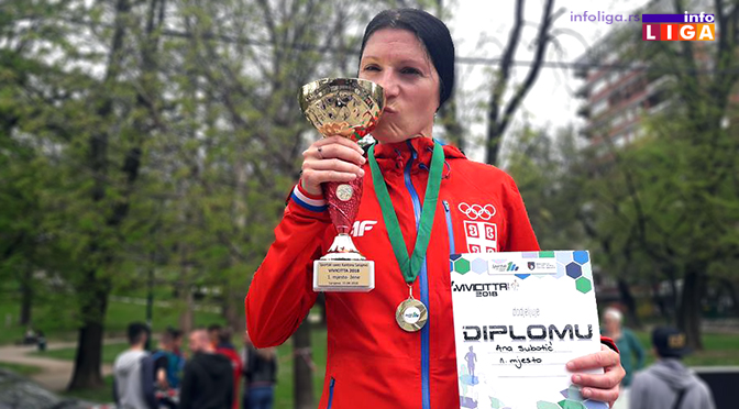 Atletičari Javora okitili se medaljama- Ana opet blista