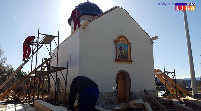 Novo ruho crkve Sv. Georgija u Radaljevu