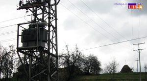 IL-dalekovod-struja-bez-300x166 Radovi na dalekovodu Malič - bez struje pojedini delovi ivanjičke opštine